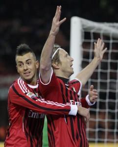 Milan - Cagliari - Serie A Tim 2011-2012