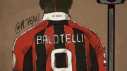 Balotelli rossonero