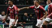 Milan Barcellona esultanza Boateng