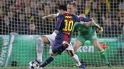 Il secondo gol di Messi ripreso dalla visuale dell'argentino