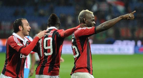 """FOTO  Niang saluta Balotelli su Instagram  """"Buona fortuna 5e3c1409cb11"""