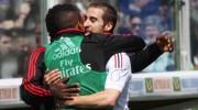 Fiorentina vs Milan - Serie A Tim 2012/2013