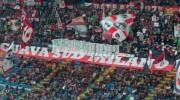 striscione allegri