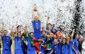 italia campione mondo 2006