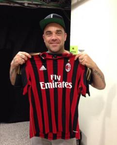 Robbie Williams Milan