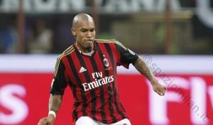 De Jong Milan-Cagliari (spaziomilan)