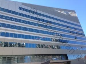 I palazzi prisma del quartier generale Vittoria dove sorgerà Mondo Milan