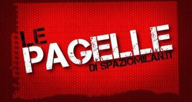 LE PAGELLE – Verona-Milan, bentornato Pistolero! Calabria chiude male: salta il derby