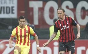 Mexes Milan-Barcellona (spaziomilan)