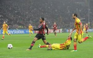 Robinho Milan-Barcellona (spaziomilan)