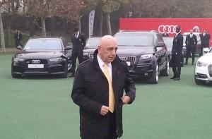 galliani audi day