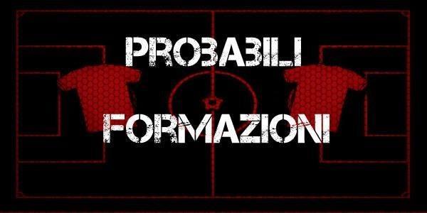 PROBABILI FORMAZIONI (SpazioMilan)