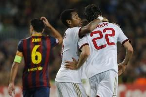 Barcellona vs Ac Milan