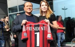 """2 aprile 2015:Per Silvio Berlusconi """"la vendita del 75% del Milan ai cinesi è cosa fatta"""". Lo riportaAskanews."""