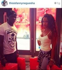 balo fanny arsenal