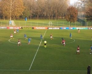 Milan Sassuolo Primavera SM