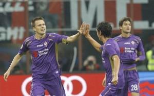 Josip Ilicic - Sei reti nelle ultime cinque gare con la Fiorentina ed un momento davvero d'oro. Recuperato completamente.