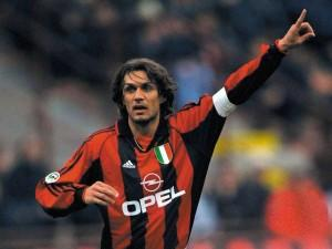 1° posto - Paolo Maldini (Milan)