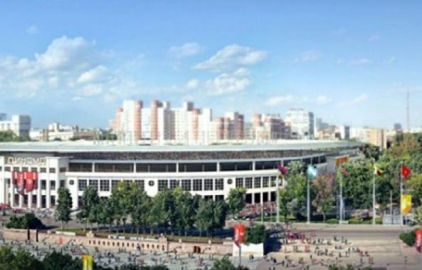 """""""Dynamo Stadium"""" a Mosca"""