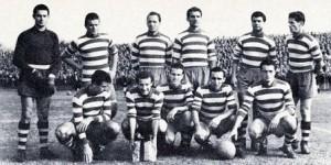PRO PATRIA - Società di Busto Arsizio (Mi). 12 stagioni in A: prima nel 1929-30, ultima nel 1955-56.