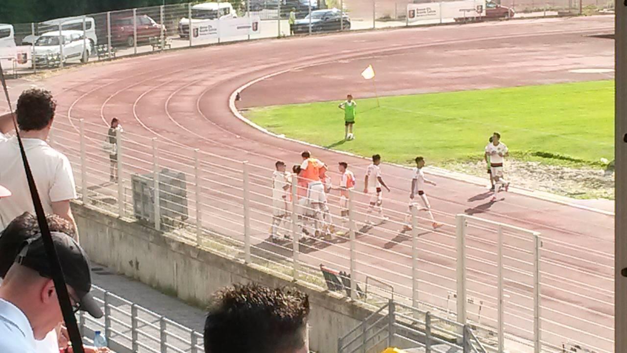 Torino-Milan, il gol di Fabbro.