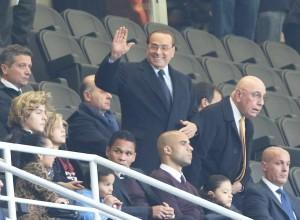 berlusconi galliani (spaziomilan)