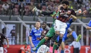 Luiz Adriano gol Empoli