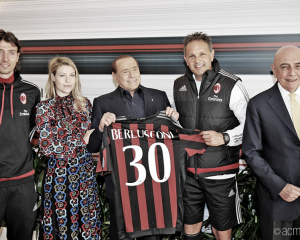 Berlusconi Barbara Galliani Montolivo