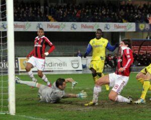 Montolivo Chievo-Milan 2