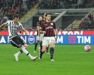 Milan-Juve Mandzukic SM