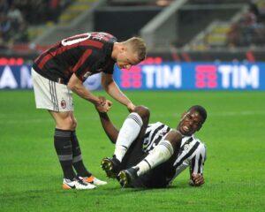 Milan-Juve SM Abate