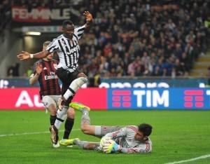 Milan-Juve SM Donnarumma