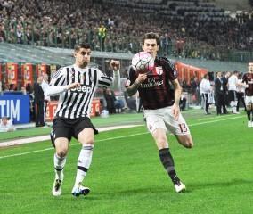 Milan-Juve SM Romagnoli