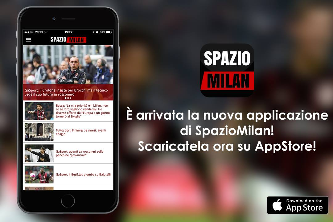 SpazioMilan App
