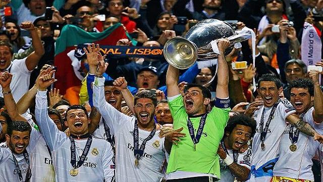 Real Madrid vittoria decima champions league