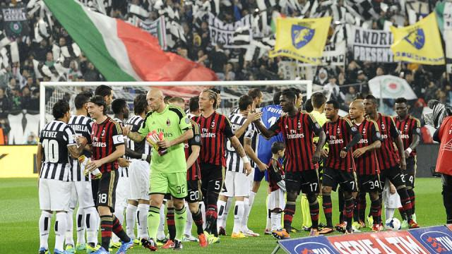 Juventus Milan finale Coppa Italia