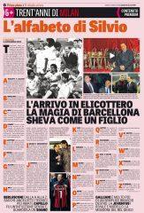Berlusconi, alfabeto