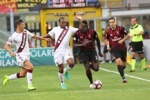 Milan-Torino Niang SM