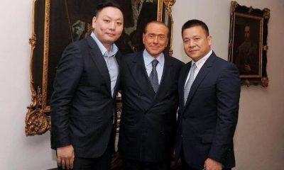 Berlusconi Han Li Yonghong Li