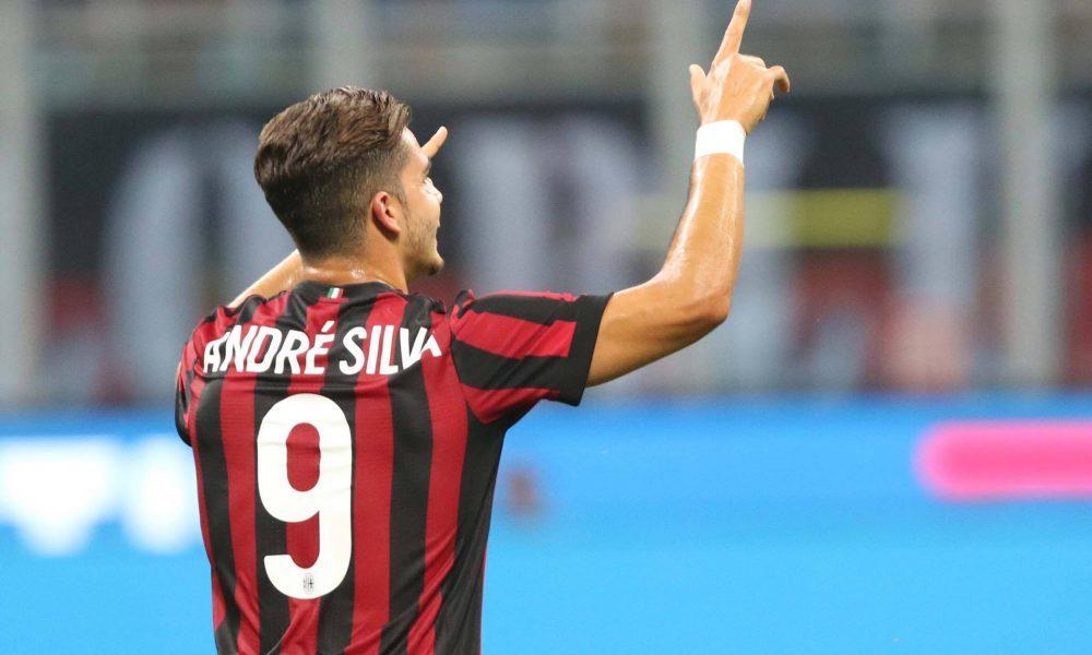 André Silva è il top scorer in Europa League