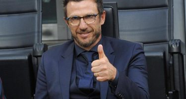 """Di Francesco: """"Il Milan è una delle squadre da battere per la lotta Champions"""""""
