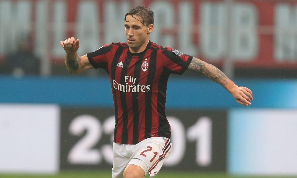 Terza Maglia AC Milan LUCAS BIGLIA