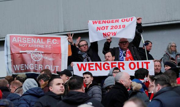 Arsenal Wenger
