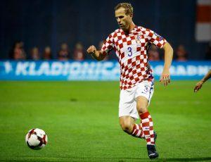 Ivan Strinic Croazia