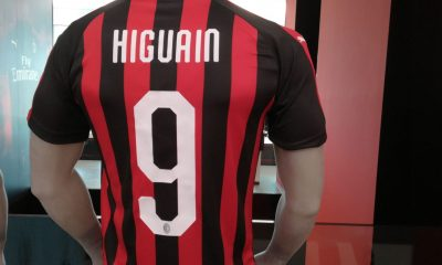 Milan Higuain