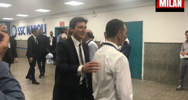 Milan, osservatori per Sporting Braga-Aves: ecco il motivo