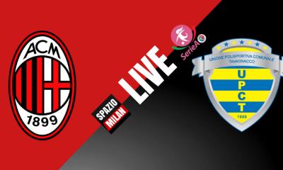 Milan-Tavagnaco Live