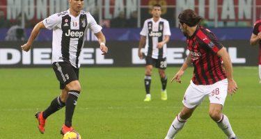 Juventus-Milan, settore ospiti a 75€