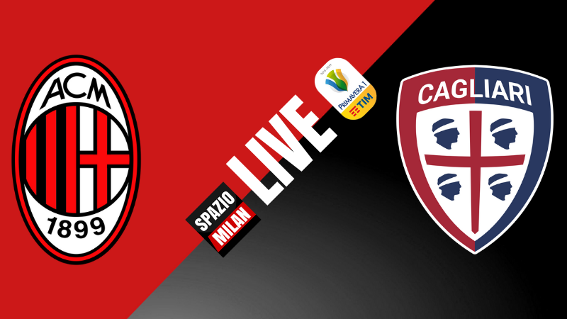 Milan-Cagliari, Primavera1, Live