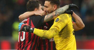 Milan, che difesa! Nel 2019 nessuno meglio dei rossoneri